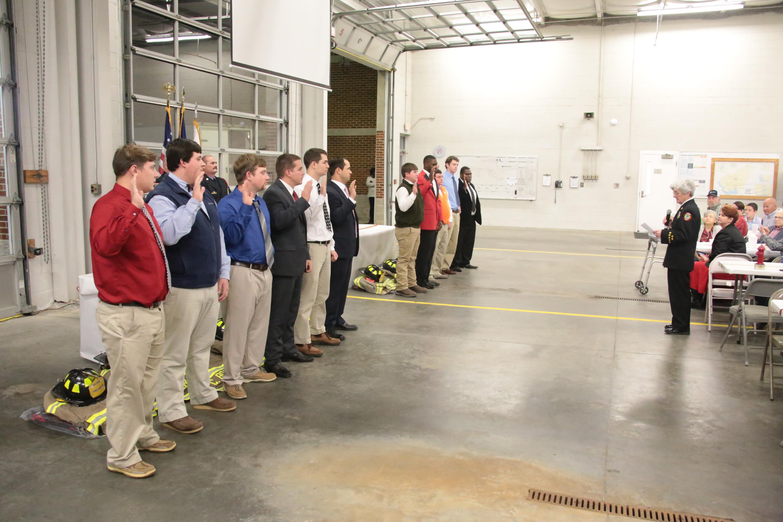 Firefighters Oath